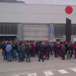 Itema Group, sciopero immediato  Lavoratori contro l'esternalizzazione