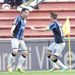 Atalanta, peccato: finisce 1-1  L'Udinese pareggia su rigore
