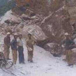 S. Giovanni, si torna in miniera  Per cavare il marmo arabescato