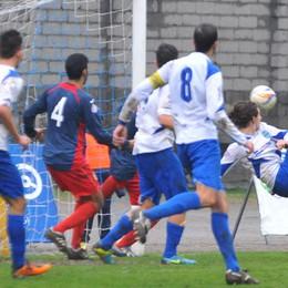 Top e flop del calcio provinciale  Bene il Pontisola, Aurora Seriate ko