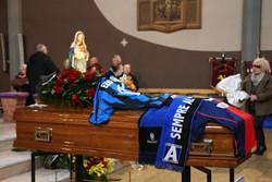 Torino - I funerali di Ezio Bertuzzo