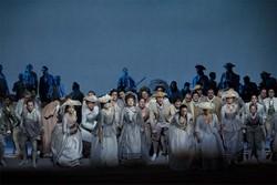 Una scena della Manon Lescaut
