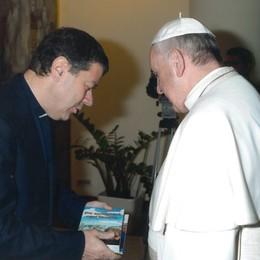 Mons. Ginami da Papa Francesco:  Ha conosciuto la vicenda di mia madre