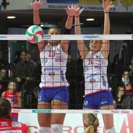Novara trova la sua vendetta  In Piemonte Foppa battuta 3-0