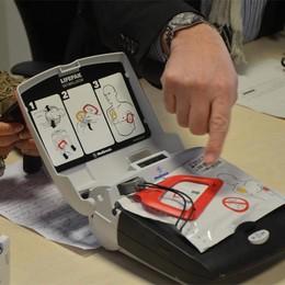 Areu distribuisce 500 defibrillatori  In Bergamasca ce ne sono 177