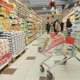Bergamo, l'inflazione è stabile  Ma crescono le spese per la salute