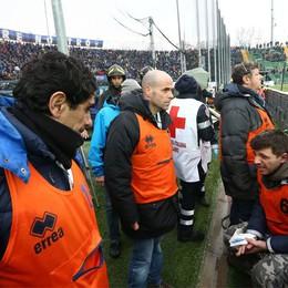 Porcaro, il cameraman ferito domenica  Dieci euro l'ora e uno sospetta frattura