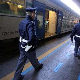 «Serve più sicurezza sui treni  Più controlli sulla Bergamo-Milano»
