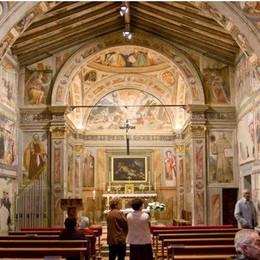 Gli appuntamenti di domenica 9  Lallio, riapre la chiesa di S.Bernardino
