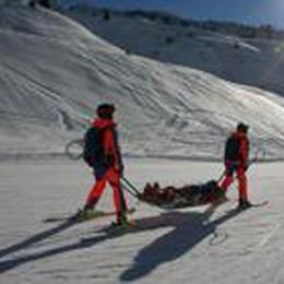 Volontari Fisps-Akja in crescita  Gli «angeli» sulle nostre nevi