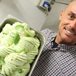 Prima fu il gelato alla polenta  Adesso arriva quello al... pesto