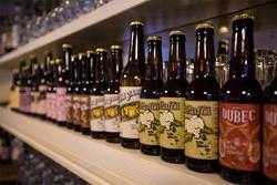 L'assortimento delle birre