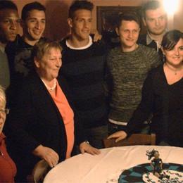 Club Amici di Fiorano e Gazzaniga   Gran festa con Denis e Carmona