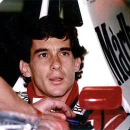 L'ultima notte  di Ayrton Senna