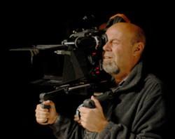 Luca Bigazzi, direttore della fotografia de «La grande bellezza»