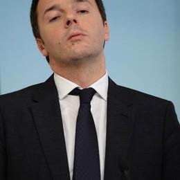Renzi e le  camicie bergamasche  Marchio Bagutta, il tessuto è Albini