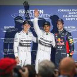 Via alla F1: Hamilton in pole  Alonso 5°, Vettel soltanto 13°