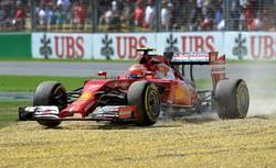La Ferrari di Kimi Raikkonen