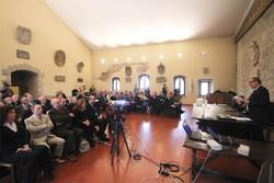 La presentazione dei diari di Papa Giovanni XXIIII