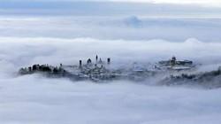 Bergamo in uno scatto, alla Gamec