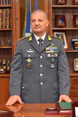Il generale Giuseppe Zafarana