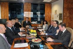 Il tavolo di lavoro a Confartigianato con Kamal Allabouch