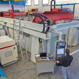 La «Belotti» mette un piede in Cina  In Usa maxi impianto per la Boeing