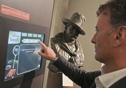 Museo storico di Bergamo: le parti interattive