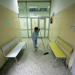 Pulizie negli ospedali bergamaschi  Stato d'agitazione per l'integrativo