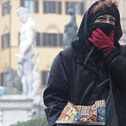 Mano ai cappotti nel weekend  Temperature giù  anche di 10° C