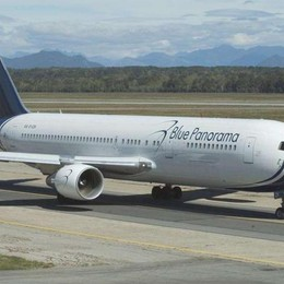 Orio-Roma, è ufficiale: si vola  Con Blue Panorama dal 30 marzo