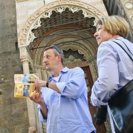 Turisti stranieri, 1 su 5 in Lombardia  C'è Bergamo, ma la crescita è ridotta