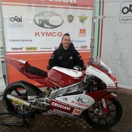 Bolgare tifa il suo Stefano   Folla per il Team Valtu43