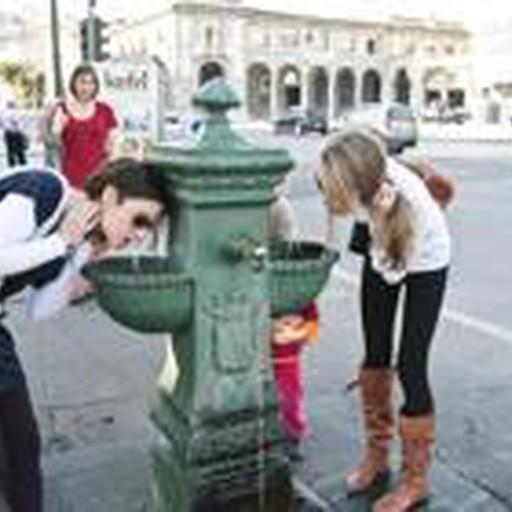 La vedovella non pi sola censite le 240 fontane della for Citta della spezia ultime notizie cronaca