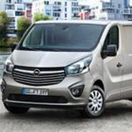 Nuovo Opel Vivaro  Van e auto per tutti