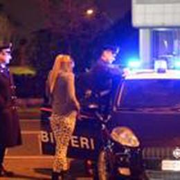 Scatta il blitz antiprostituzione   Otto sanzioni da 500 euro