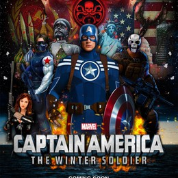 Captain America: The Winter Soldier  Anteprima a Curno con Bergomix