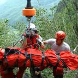 Cnsas e protezione civile insieme:  maxi esercitazione in Val Seriana