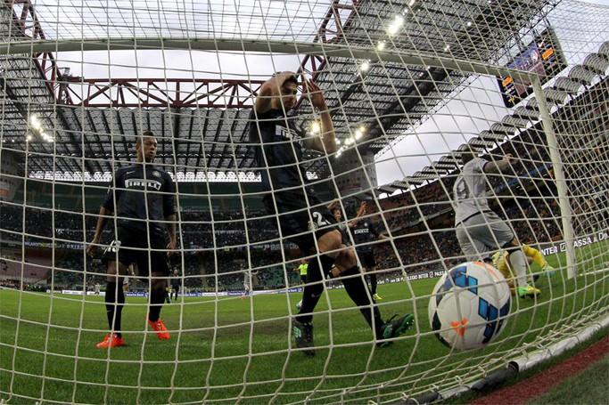Palla in rete, vince l'Atalanta con il gol di Bonaventura al 90'