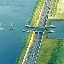 Olanda, ingegneria da primato  da 50 anni si viaggia sotto il mare