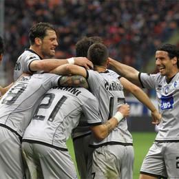 Colpaccio dell'Atalanta a San Siro  Bonaventura affonda l'Inter al 90'