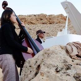 Concerto estremo nel deserto  E le dune sono cassa di risonanza