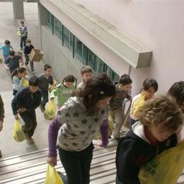 «Educare alla carità nelle scuole»  DonaCibo, coinvolti 35mila ragazzi