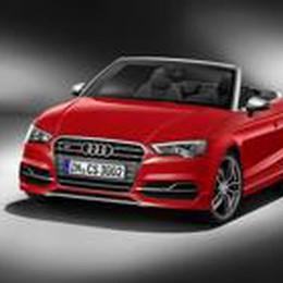 Audi S3 Cabrio  punta sull'eleganza