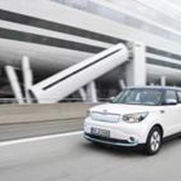 Kia Soul EV  La coreana elettrica