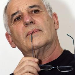 «Mal di lavoro» a Seriate  Renato Curcio dialoga con Invernizzi