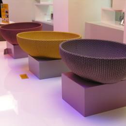 Il concorso #Concrete In Design  Presentata la fruttiera in cemento