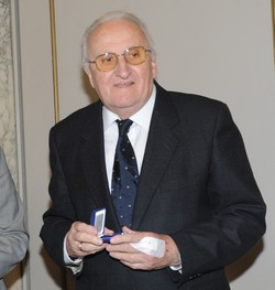 Giancarlo Zilio premiato a Milano
