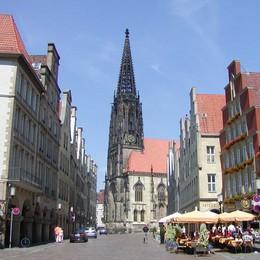 Le città storiche della Germania