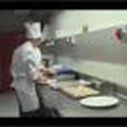 Lo chef stellato Chicco Cerea  in cattedra alla «iSchool» di Bergamo